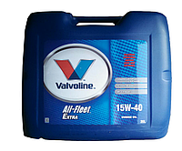 Масло моторное VALVOLINE ALL FLEET EXTRA 15W-40, 20л