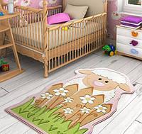 Ковер в детскую комнату Confetti 80х150 - Little Sheep