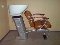Мойка для парикмахерской c креслом М00713