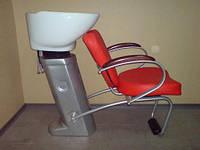 Мойка парикмахерская М00714 c креслом