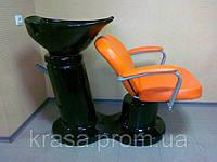 Мойка парикмахерская М00811 с креслом и сантехникой
