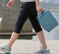 Органайзер - сумочка для обуви. Голубой