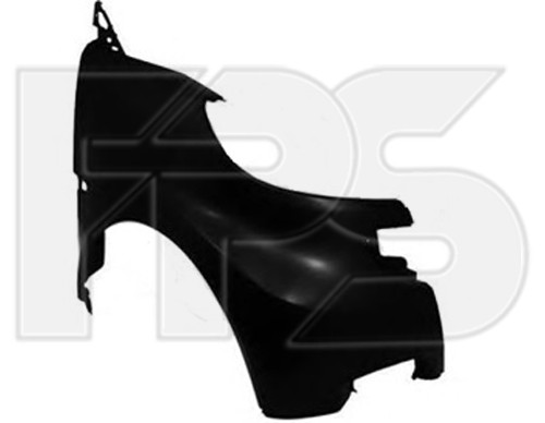 Крыло переднее левое Smart Fortwo 07-14  (FPS)