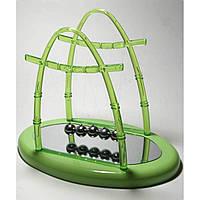 Шары Ньютона зеленые 22х18,5х13см  (29587)