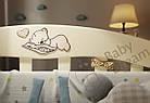Детская кроватка Magic Dream маятник Vanil Baby Dream, фото 2