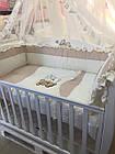 Детская кроватка Magic Dream маятник Vanil Baby Dream, фото 6