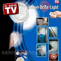 Светильник с пультом Remote Brite Light, фото 1