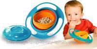 "Тарелка - непроливайка ""Universal Gyro Bowl"", фото 1"