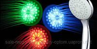Светодиодная насадка для душа LED