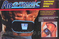Пояс-миостимулятор Super AB Gymnic(Супер АБЖимник)- Большой гель
