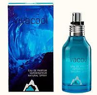Парфюмерная вода для мужчин, Вива Кул, Вивасан / Viva Cool, 75 мл