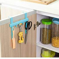 Крючки навесные для кухонных принадлежностей, многофункциональные держатели