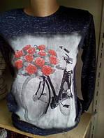 Батник велосипед