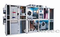 Приточно-вытяжные установки (полу) промышленные с рекуперацией тепла