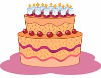 День рожденье магазина в ТЦ Дарынок