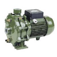 SAER FC30-2D (4 кВт, 3 x 230-400V) насос центробежный с двумя рабочими колесами.