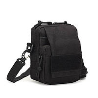 Маленькие мужские сумки через плечо из ткани. , фото 1