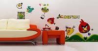 Наклейка Виниловая Angry Birds
