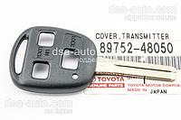 Заготовка ключа Lexus под 3 кнопки
