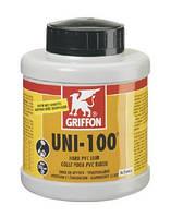 Клей для ПВХ труб GRIFFON UNI-100 500 мл