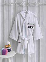 Детский халат Marie Claire - Raton 3/4  белый