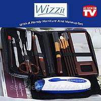 Прибор для удаления волос Wizzit + Маникюрный набор