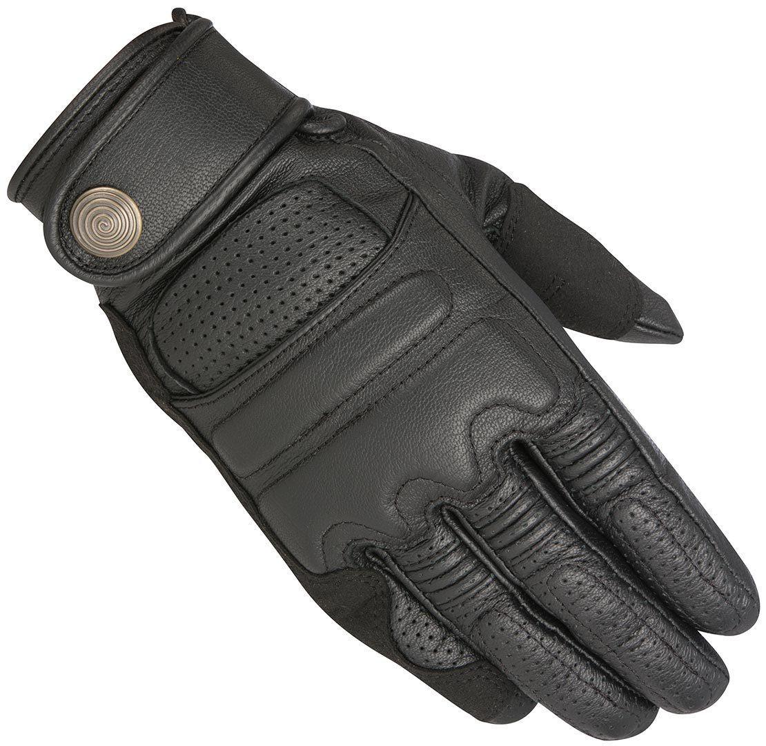 Перчатки Alpinestars Robinson кожа черный, 2XL