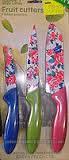 Набор кухонных ножей 3 ШТ с керамическим покрытием, фото 1