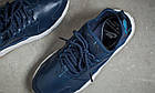 """Мужские кожаные кроссовки Nike Air Huarache Run Ultra """"Blue/White"""" (в стиле Найк Хуарачи) синие, фото 8"""