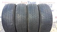 Зимние б/у шины 215/60 R16 Michelin Alpin A4