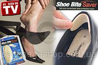 Стельки от натирания пятки shoe bite saver, фото 1