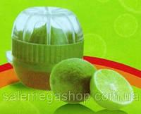 Соковыжималка,пресс для лимонов с крышкой Lemon Matic, фото 1