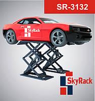 SR-3132 Автомобильный ножничный электрогидравлический подъемник
