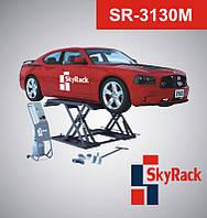 SR-3130M Автомобильный ножничный электрогидравлический подъемник