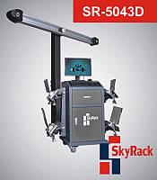 SR-5043D Стенд развал-схождения 3D