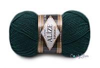 Alize Lana Gold, темно зеленый №426