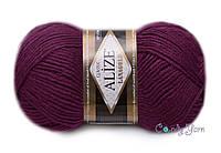 Alize Lana Gold, свекольно красный №495
