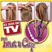Заколка для волос Twist N Clip, фото 1