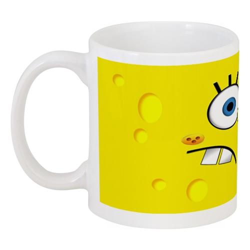 Кружка SpongeBob SquarePants Губка БобКвадратные Штаны