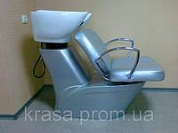 Мойка парикмахерская  М00627 (станина - серый металик)