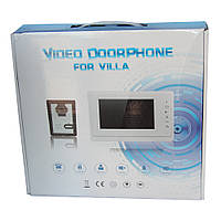 Домофон с V80P-M1 Memory Card + ПОДАРОК: Держатель для телефонa L-301