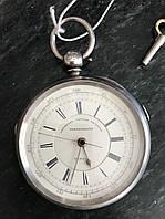 Карманные часы 1881 г, фото 1