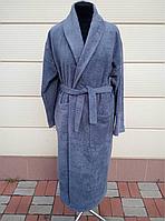 Именной махровый халат, фото 1