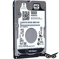 """WD BLACK 2.5"""" 500GB (WD5000LPLX)"""