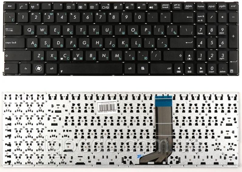 Клавиатура для ноутбука Asus X556 X556UA X556UB X556UF X556UJ X556UQ X