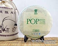 "Китайский зелёный чай - Шен пуэр ""РОР"" , 2012 год, фото 1"