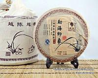 """Китайский чёрный чай - Шу пуэр """"Мен Хай Юн Сян"""", 2011 год"""