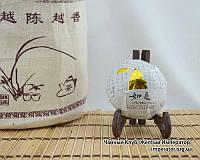 "Китайский чёрный чай - Шу пуэр ""ЖуШи"", 2012 год, фото 1"