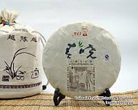 "Китайский чёрный чай - Шу пуэр ""Чун Сяо"", 2013год (Кол-во: блинчик), фото 1"