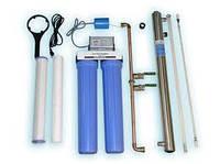 Система фильтрации ультрафиолетом проточная.